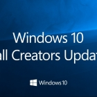Windows 10 Autumn Update – New Features